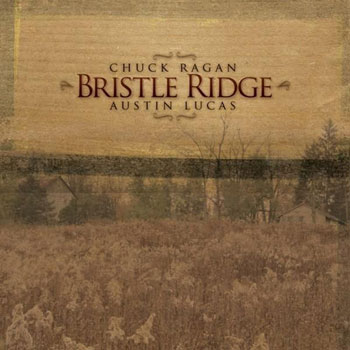 Album-Cover: Austin Lucas - Bristle Ridge