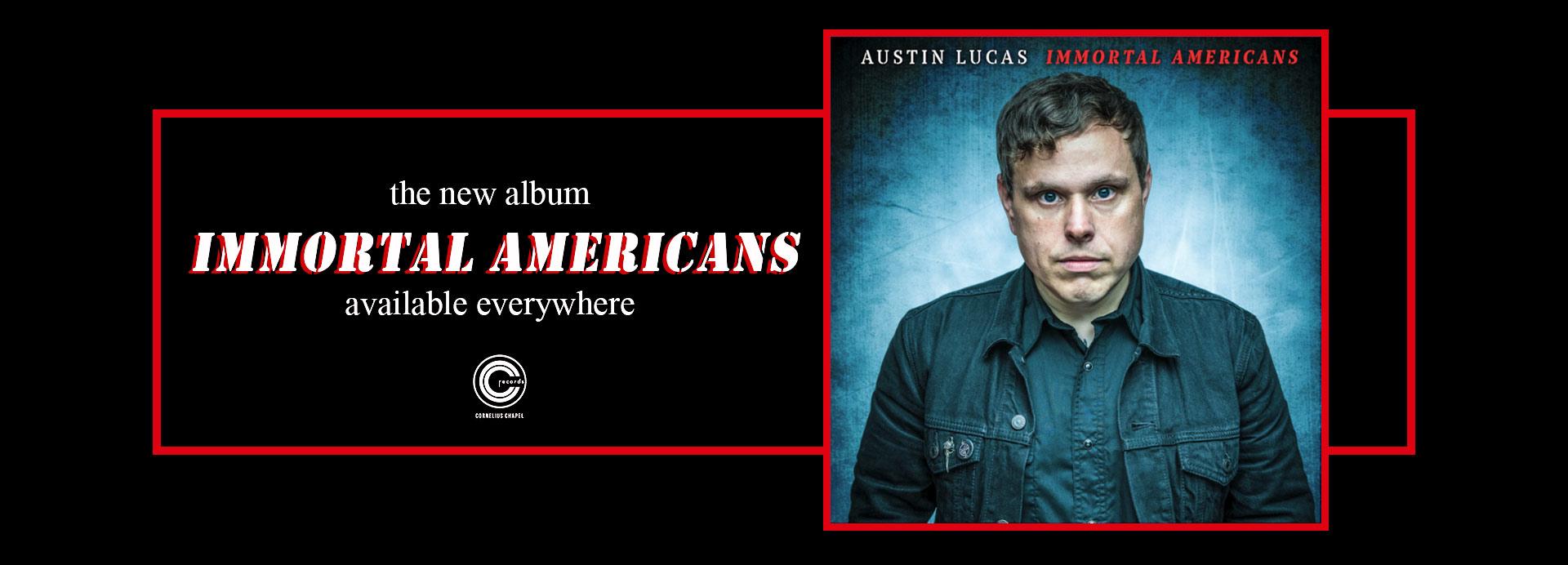 Austin Lucas  [OFFICIAL WEBSITE]