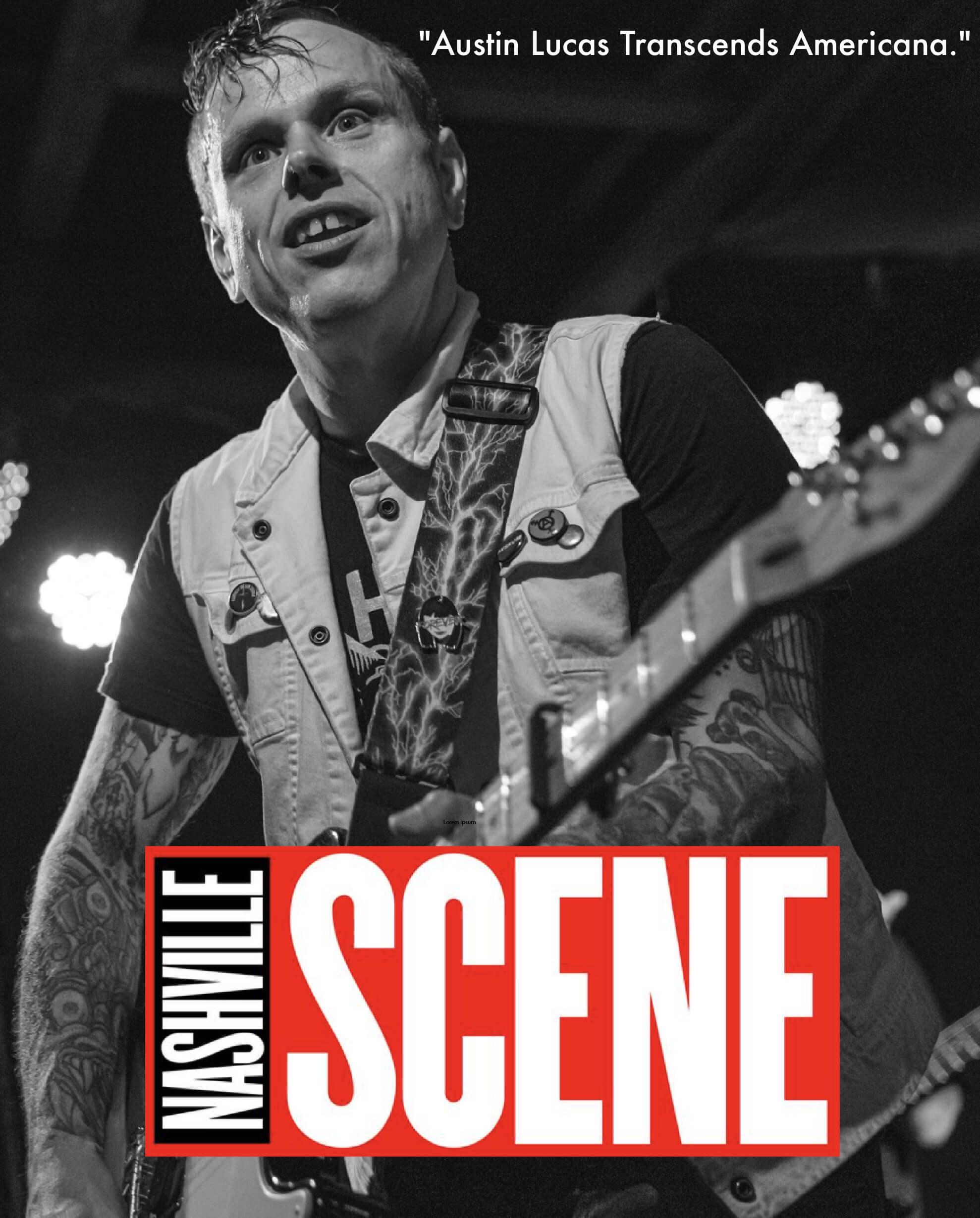 Nashville Scene Review Austin Lucas