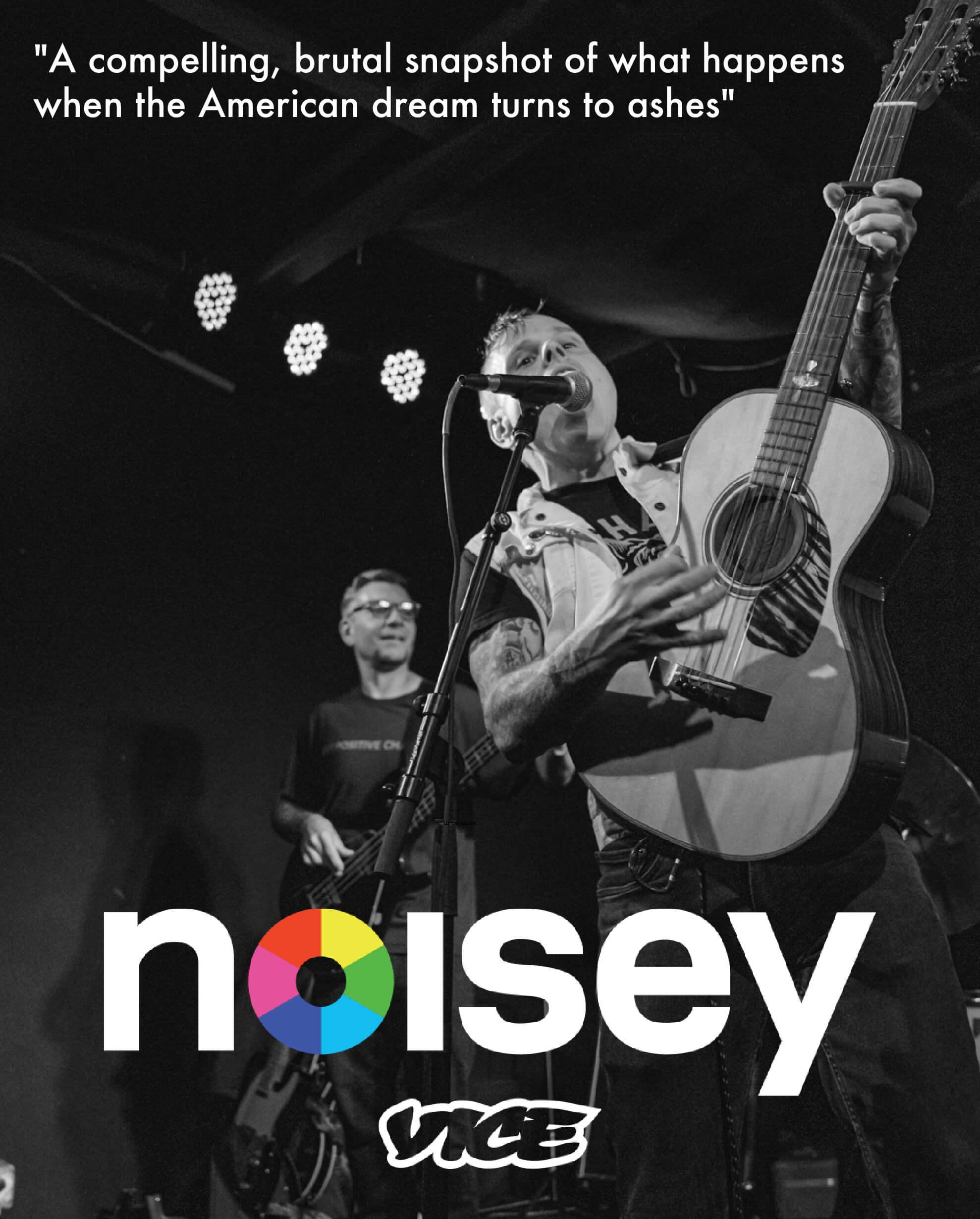 Noisey Review Austin Lucas